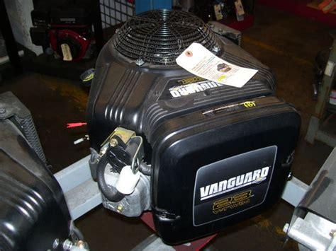 briggs and stratton 23hp vanguard 386777 0113 mower engine