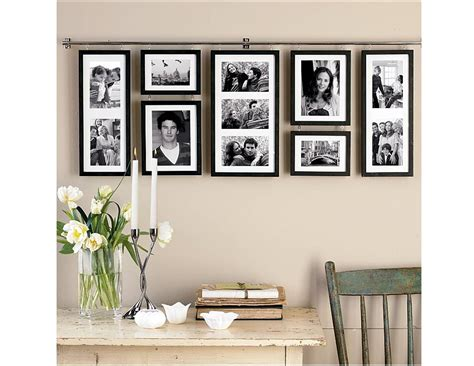 home interior framed decorating creative collage picture frames for wall