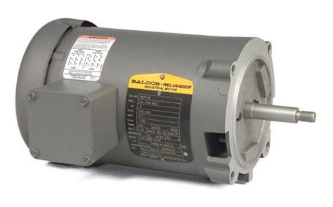 Baldor Jet Pump Motor Mather Service