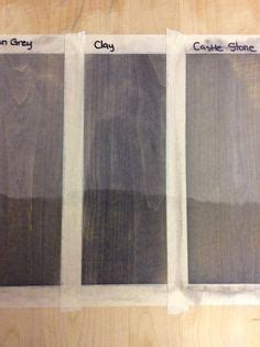 charcoal grey minwax   perfect wood stain color