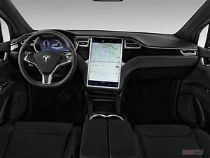 2017 Tesla Model X Interior | U.S. News & World Report