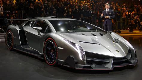 Lamborghini Veneno, el coche más caro del mundo, y otras