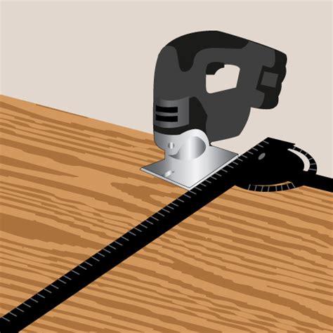 comment couper plan de travail cuisine découper un plan de travail en bois plan de travail