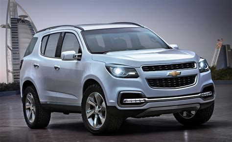 Review Chevrolet Trailblazer by Chevrolet Trailblazer 2015 Review Amazing Pictures And