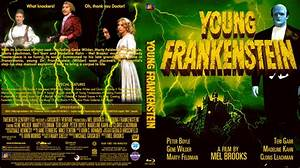 Young Frankenstein - Movie Blu-Ray Custom Covers - Young ...