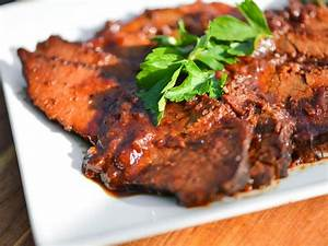 Combine Jewish Cooking With Southern Barbecue For Braised