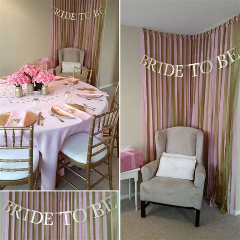 Decorating Ideas For Kitchen Bridal Shower by Best 25 Bridal Shower Chair Ideas On Simple