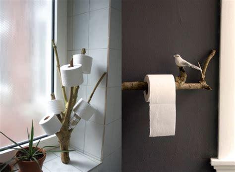 Porte Papier Toilette Original Devidoir Papier Toilette
