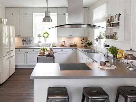 photos de cuisine americaine avec bar modele de cuisine ouverte sur salon 0 modele cuisine