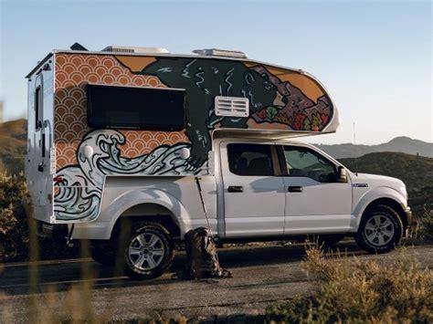 Escape Campervan CAN Calgary Depot