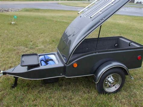 small pull cers small trailers to pull behind your car motorcycle small car cargo trailers travel rv