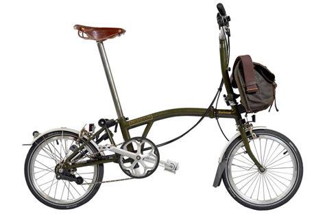 Best Brompton Bike Brompton M6l Barbour Edition 2017 Folding Bike Folding