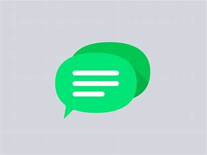 Icon Animated Gifs Icons Animation Chat Tiny