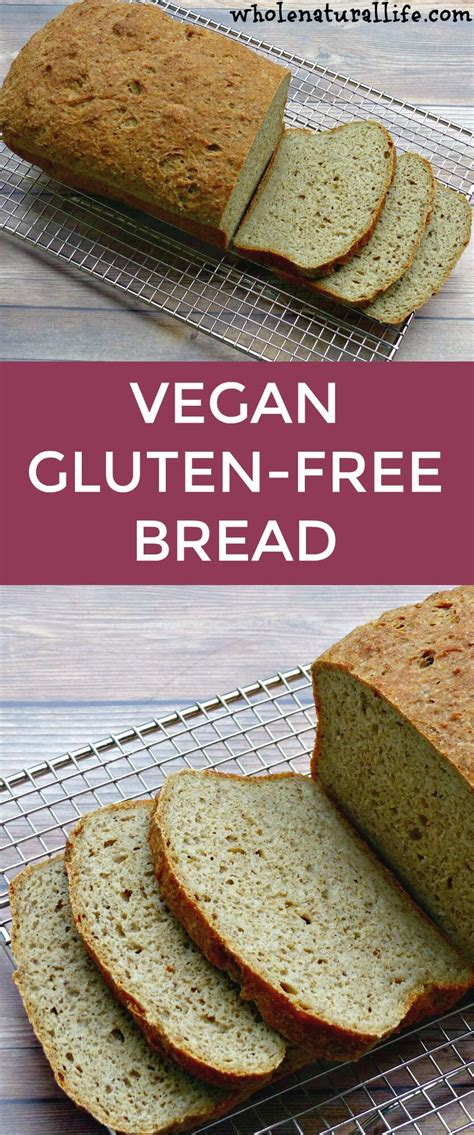 gluten bread vegan recipes recipe whole wholenaturallife ezekiel homemade dairy food maker ultimate too veggie meals without flour easy chicken