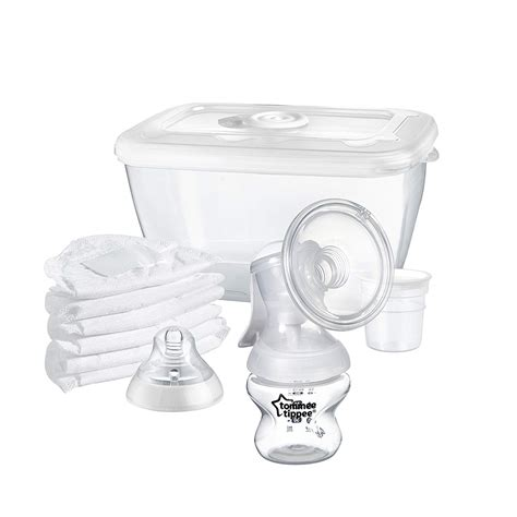 Tommee Tippee Manual Lightweight Breast Pump For