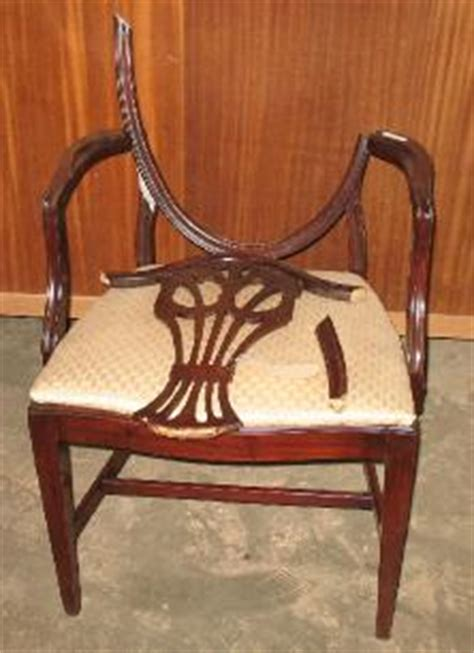 information and exles of various repairs to wooden items