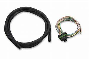 Holley Ho558 Output Harness For Sniper