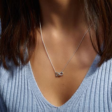 Pandora Stories Necklace 398821C01-50 (Size: 50cm) - Jewelry