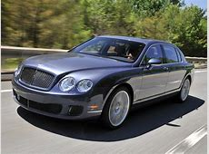 BENTLEY Continental Flying Spur Speed 2009, 2010, 2011