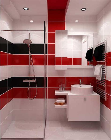 Moderne Kleine Badezimmer Mit Einbau Begehbare Dusche