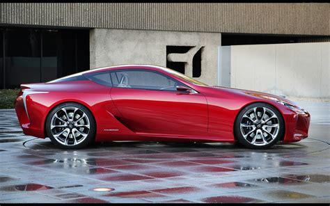 Lexus Lflc Sports Coupe Concept 2012 Widescreen Exotic
