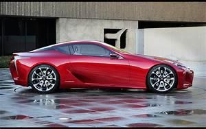 Lc Autos : lexus lf lc sports coupe concept 2012 widescreen exotic ~ Gottalentnigeria.com Avis de Voitures