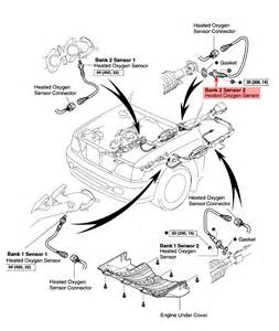 2006 Toyota Avalon Oxygen Sensor