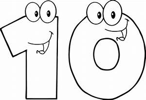 Number 10 Clip Art - Cliparts.co