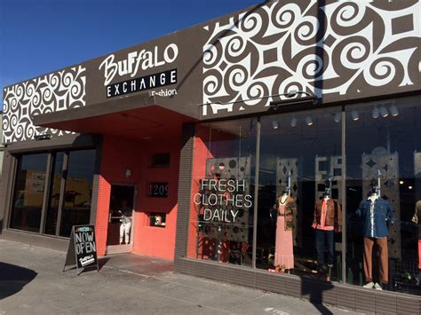 We've Moved: Las Vegas   Buffalo Exchange New & Recycled