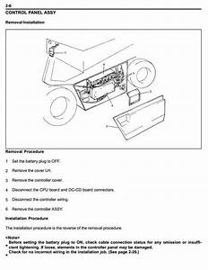 Original Illustrated Factory Workshop Service Manual For Toyota Electric Forklift Truck 5fb