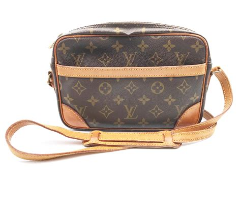 louis vuitton monogram trocadero  cross body bag lar