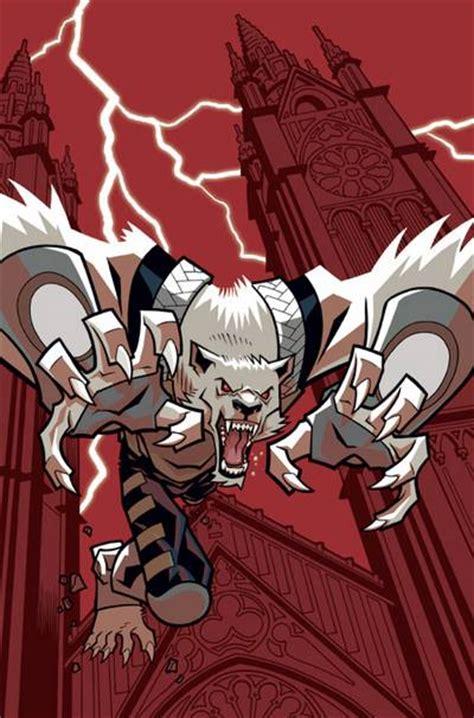 wolf man character comic vine