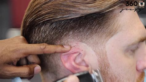 hair cutting style haircutting tutorial on how to cut a shadow fade hd 4770