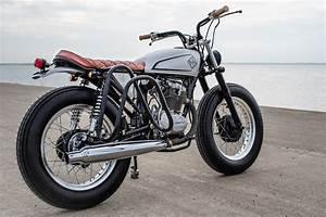 Honda Tmx 155 Brat By Revolt Cycles  U2013 Bikebound