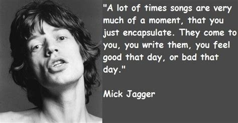 mick jagger quotes quotesgram