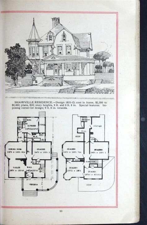 era house plans 2367 best images about 1800 39 s 1940 39 s house plans on