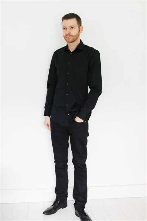 What Wear With Black Jeans Men Style Guide