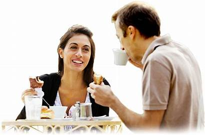 Cafe Transparent Coffee Sitting Woman Hebrew Learn
