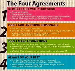 99 Best The Four Agreements Images On Pinterest