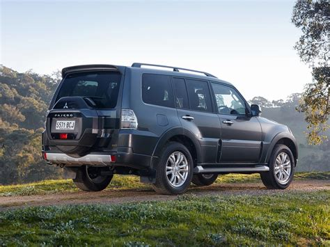 Due to the name pajero roughly translating to wanker in spanish. Mitsubishi Pajero production ending in 2021   CarExpert