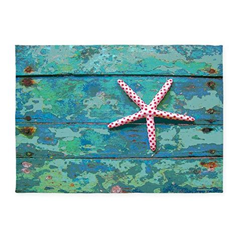 starfish area rug starfish rugs and area rugs beachfront decor