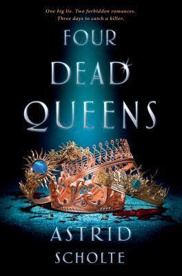 dead queens  astrid scholte