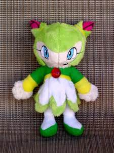 Sonic X Cosmo Plush