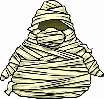 Mummy Halloween Clipart Costume Dancing Clip Penguin