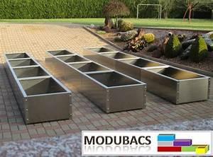 Bac Bois Potager : la fabrication de modubacs jardin potager direct usine ~ Melissatoandfro.com Idées de Décoration