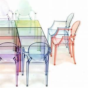 Sedia Louis Ghost Kartell Philippe Starck ARREDACLICK