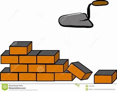 Brick Wall Building Illustration Vector Dreamstime
