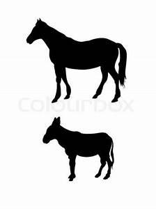 mule head silhouette - Google Search | Metal Art | Pinterest
