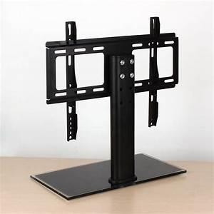 Tv Standfuß Höhenverstellbar : tv st nder h henverstellbar fernsehtisch standfu f r 26 bis 32 zoll ~ Watch28wear.com Haus und Dekorationen