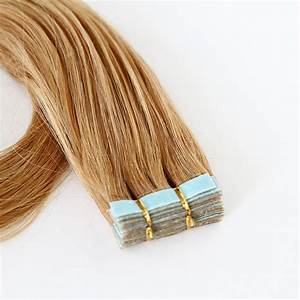 Seamless 18quot Easy Tape Remy Silky Sexy Human Hair